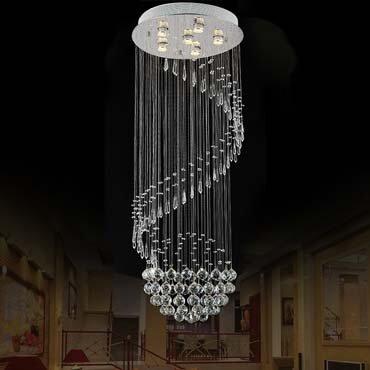 Đèn thả thông tầng nghệ thuật DC6041