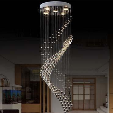 Đèn thông tầng trang trí nghệ thuật DC6069-5