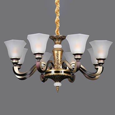 Đèn chùm nhập khẩu XMQ8215