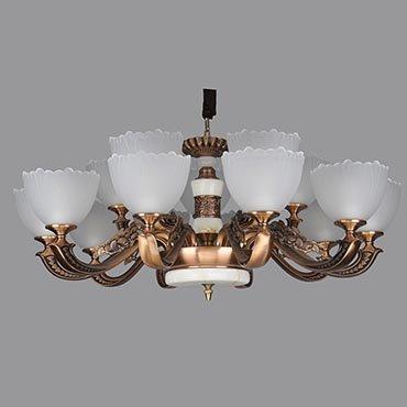 Đèn chùm thủy tinh nghệ thuật XMQ6001