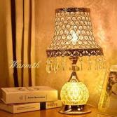 Các tiêu chí cần biết khi lựa chọn đèn bàn pha lê cao cấp cho phòng khách
