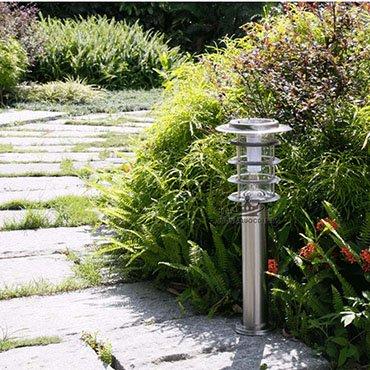 Cùng nhau đánh giá chất lượng đèn sân vườn Hà Nội phong cách Châu Âu