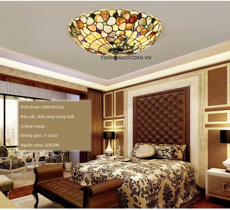 Mẹo trang trí nhà ở đơn giản, sáng tạo bằng đèn ốp trần led hiện đại