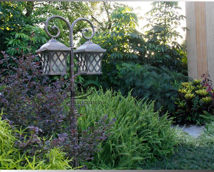 Điểm danh các loại đèn trang trí quán café sân vườn thịnh hành nhất hiện nay