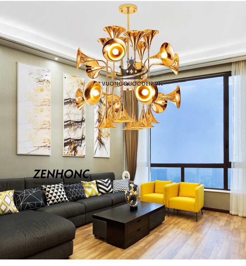 Vì sao đèn trang trí Trung Quốc cao cấp lại được ưa chuộng?