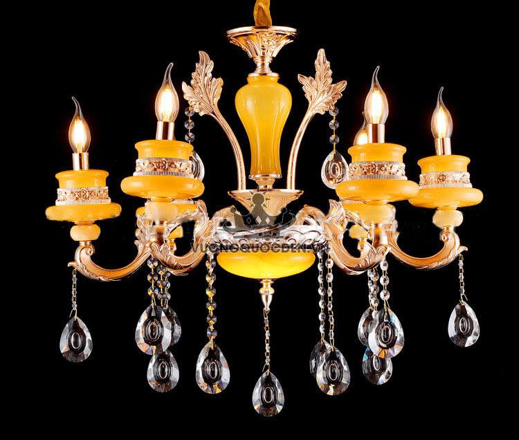 Những tiêu chí lựa chọn đèn chùm trang trí nội thất mà bạn nên biết