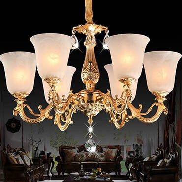 Khám phá các giá trị mà đèn chùm led mang lại cho mỗi gia đình