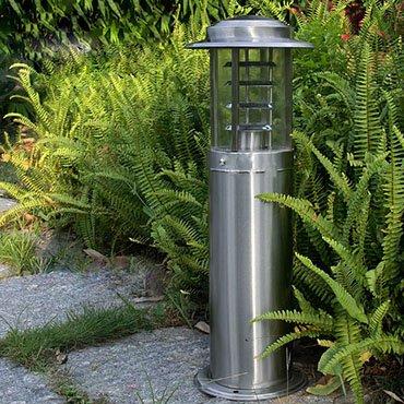 Biến hóa ngoại thất khu nghỉ dưỡng với đèn vườn đẹp sang chảnh