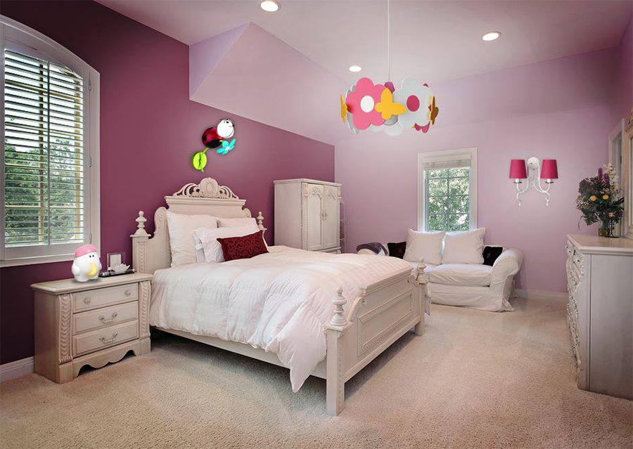 Hãy trở thành ông bố bà mẹ thông thái khi chọn đèn ngủ phòng trẻ em