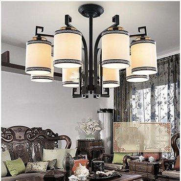 Mang không gian đẳng cấp của khách sạn 5 sao vào nhà với đèn chùm nhập khẩu