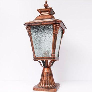 Thiết kế ngoại thất và những mẫu đèn sân vườn phù hợp