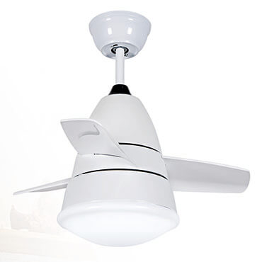 Tiết lộ lí do nên mua quạt trần đèn cho chung cư tại Vương Quốc Đèn