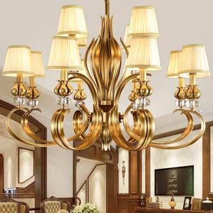 Tại sao đèn trang trí là nội thất quan trọng trong phòng khách?