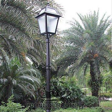 Chia sẻ cách nhận biết đèn trụ sân vườn cao cấp kém chất lượng
