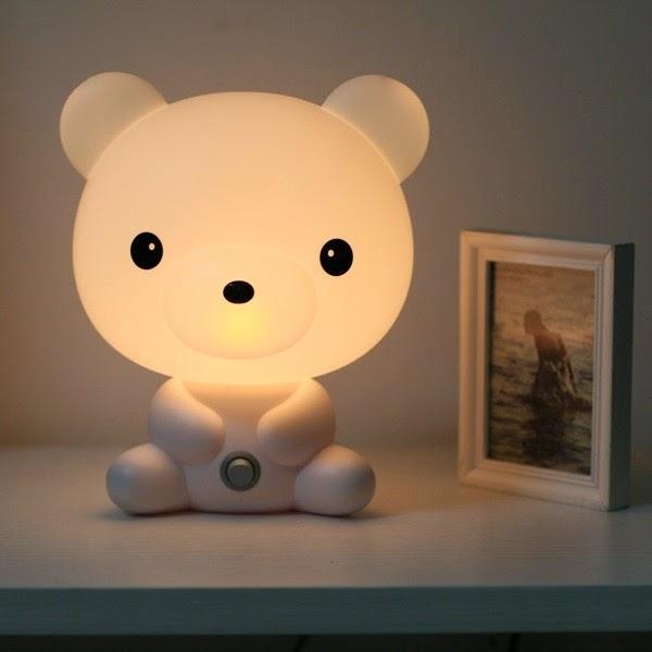 Nên dùng loại đèn ngủ nào cho trẻ sơ sinh?