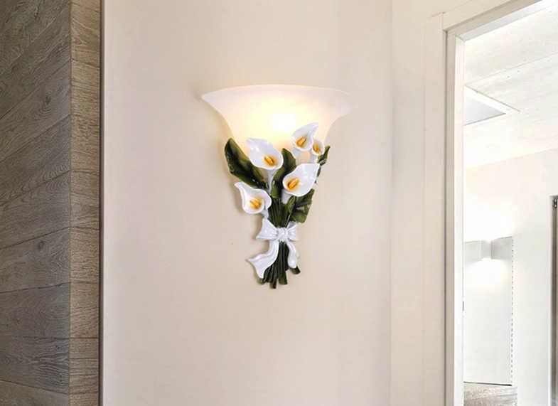 Tư vấn cách trang trí đèn tường phù hợp với từng không gian sống