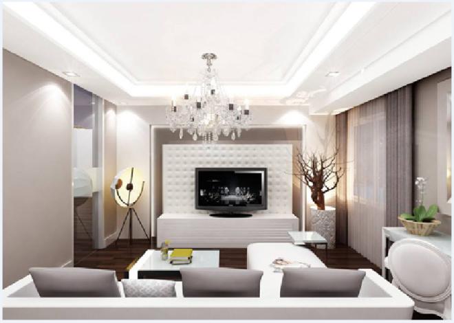 【TỔNG HỢP】15 mẫu thiết kế đèn chùm trang trí nhà chung cư sang trọng, đẹp mắt