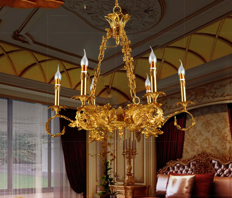 CẬP NHÂT 】15 mẫu thiết kế đèn chùm cho phòng thờ sang trọng tôn nghiêm