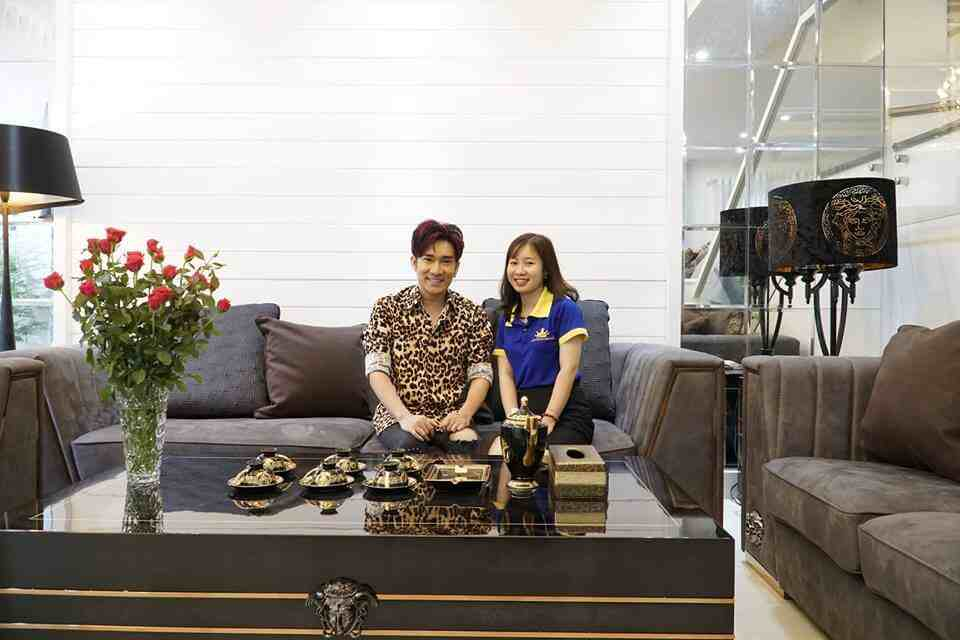 Ca sĩ Quang Hà tiết lộ địa chỉ mua đèn trang trí sang trọng cho biệt thự tráng lệ 20 tỷ