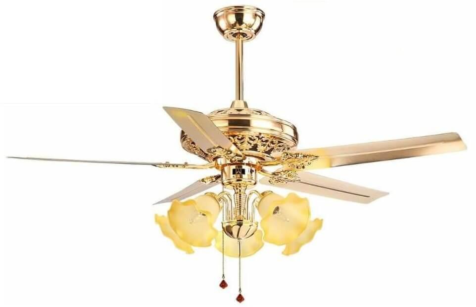 Hỏi đáp: Nên mua quạt trần cánh nhôm hay cánh sắt cho ngôi nhà của bạn?