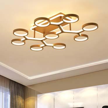 Đèn ốp trần LED hiện đại PJ262