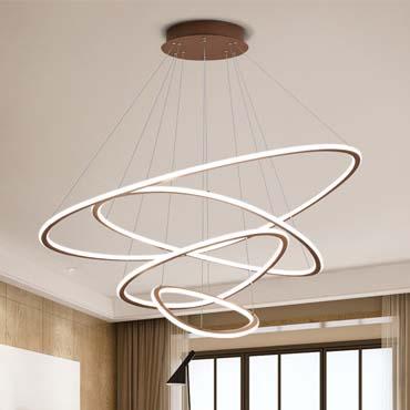 Đèn thả trần LED cao cấp PJ551
