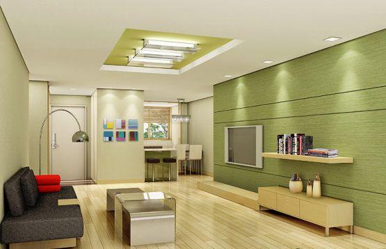 Mách bạn cách thiết kế, trang trí nội thất phòng khách nhà cấp 4