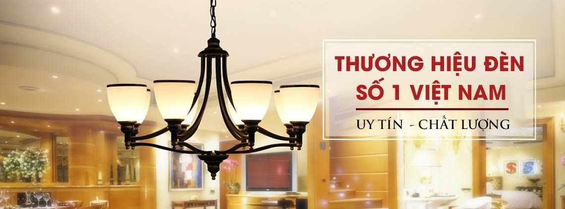 Vương Quốc Đèn đại lý bán buôn đèn trang trí uy tín top 1 Việt Nam