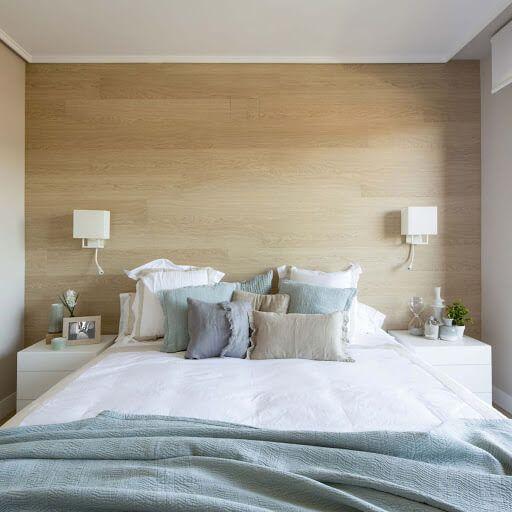 Chỉ rõ các nguyên tắc bố trí đèn chiếu sáng trong phòng ngủ