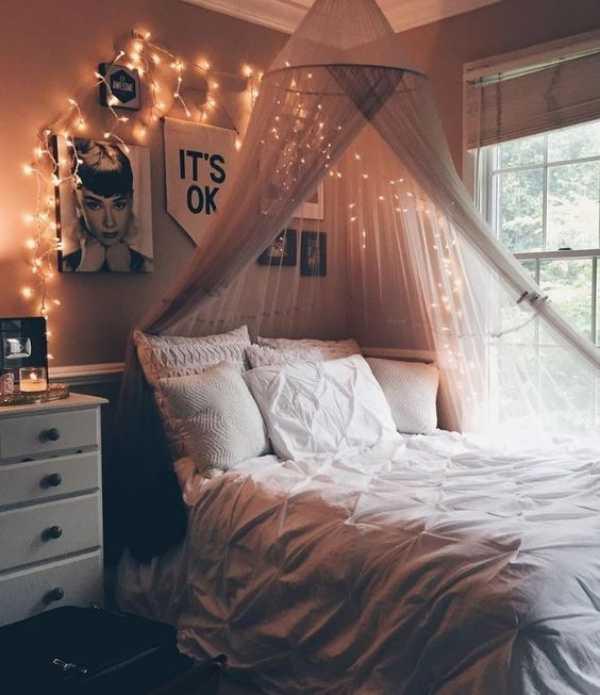 Góc tư vấn: Gợi ý 15 cách trang trí phòng ngủ cực lãng mạn với đèn đom đóm