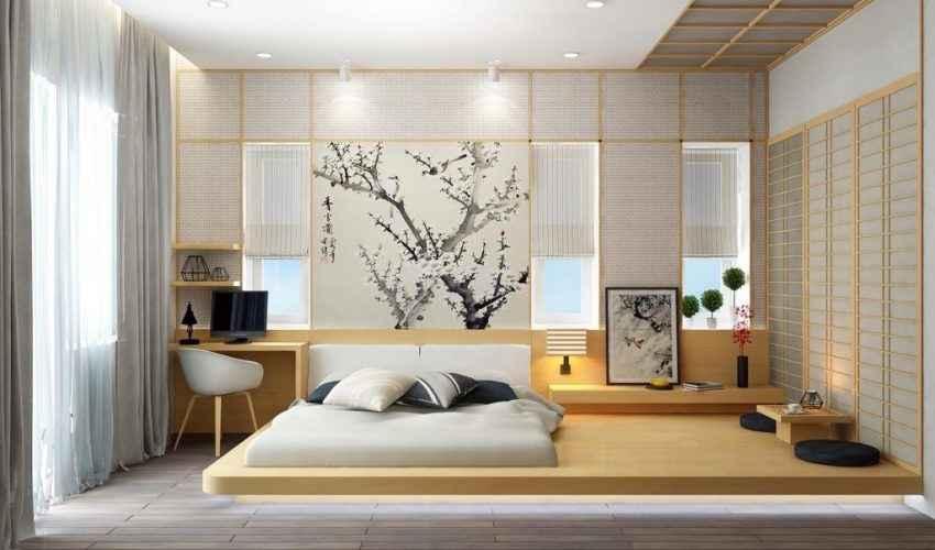 15 mẫu thiết kế nội thất cho phòng ngủ chung cư quyến rũ, hấp dẫn