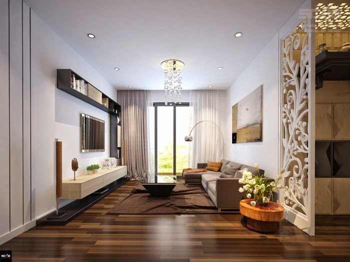 【CHIA SẺ】10 Thiết kế nội thất cho phòng khách đơn giản mà cực nổi bật