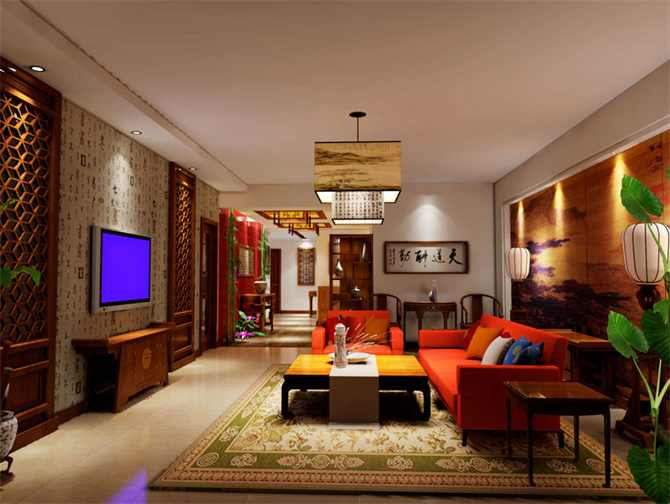 Phong cách Trung Hoa là gì? Đặc điểm của phong cách Trung Hoa trong nội thất