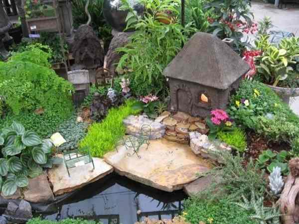 Trọn bộ ý tưởng trang trí sân vườn đẹp, độc đáo