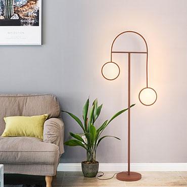 Đèn cây trang trí nhập khẩu PJ920