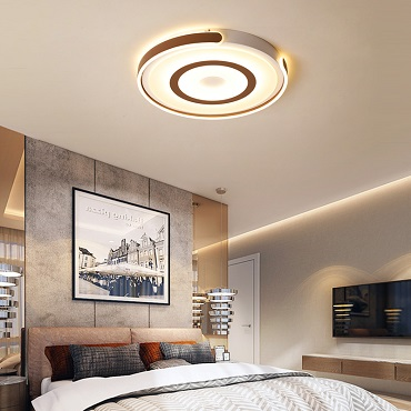 Đèn ốp trần LED hình tròn cao cấp PJ186